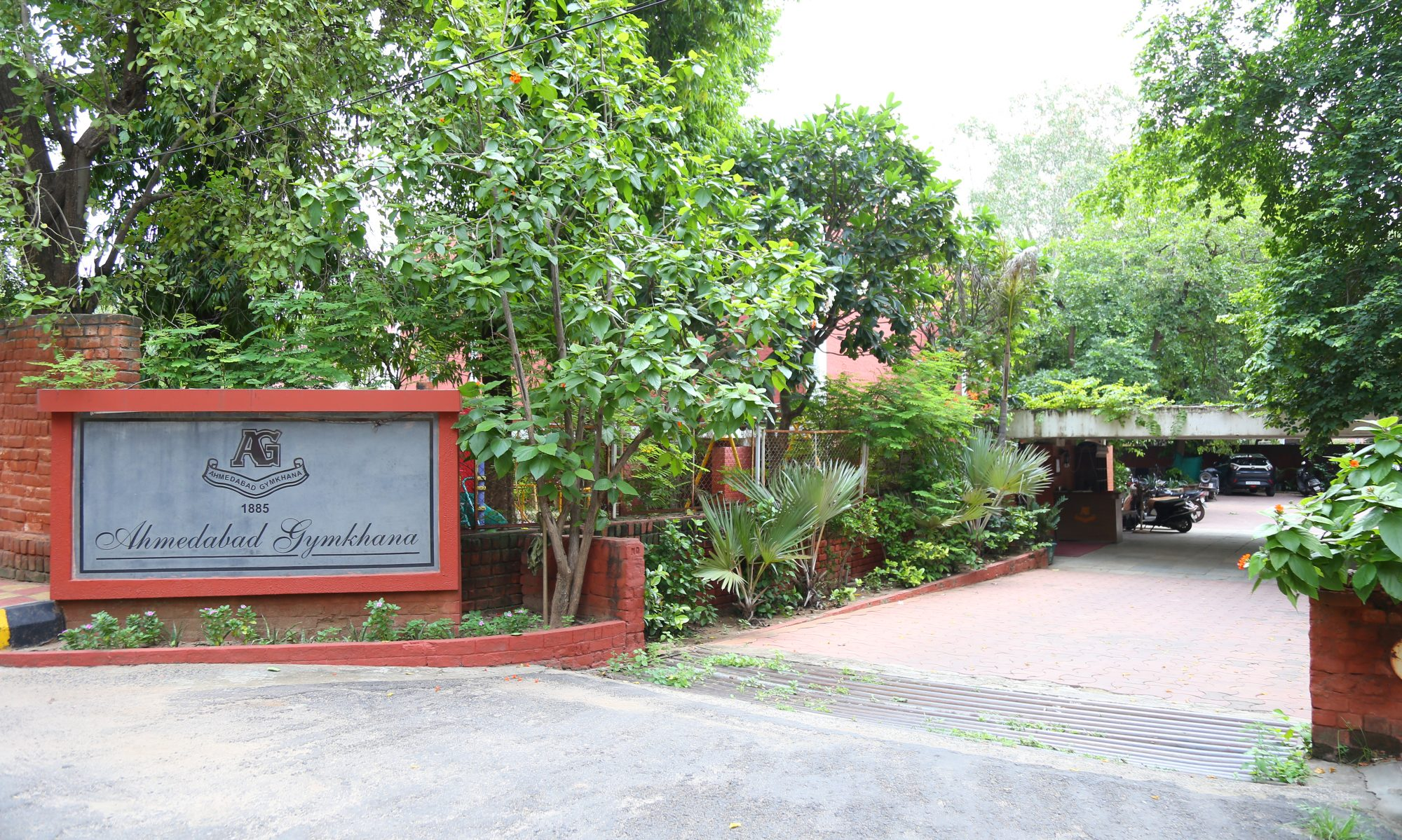 The Ahmedabad Gymkhana Club