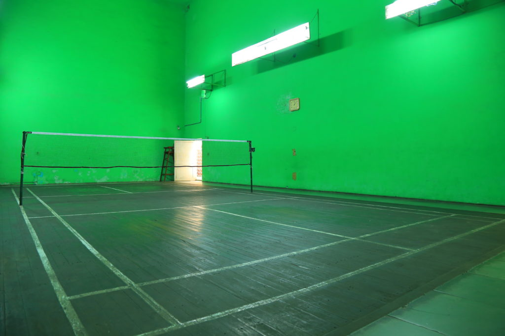 Badminton Court at Ahmedabad Gymkhana